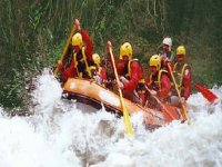 Emotion rafting