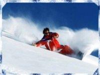 Cours de snowboard dans la station Le Sauze Super Sauze