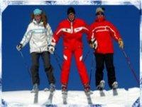 ski a Le Sauze