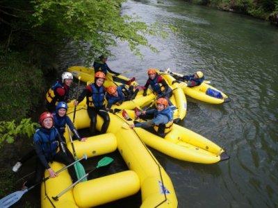 Roc et Canyon Rafting