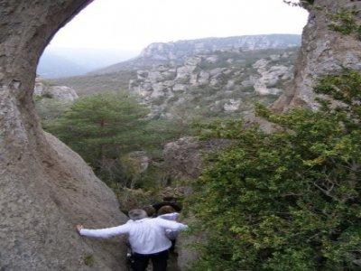 Roc et Canyon Randonnée