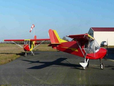 Aeroclub Ulm Montaigu Vendée