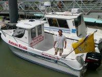 Le bateau ecole