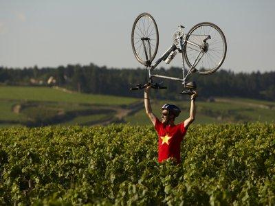Bourgogne Velo Tour Veló Vtt
