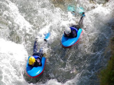 Oueds & Rios Rafting Hydrospeed