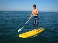 stand up paddle balade proche de Sibiril