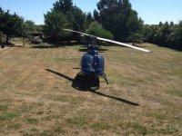 Vallee de la Somme en helicoptere