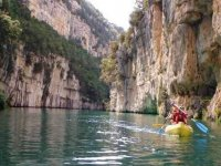 Canoë Verdon
