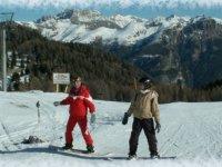 Cours de snowboard dans les Alpes de Haute Provence