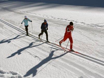 ESF Les Rousses Ski de Fond