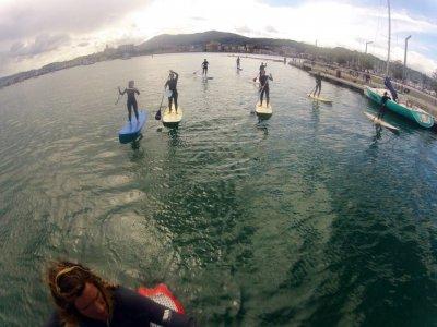 Océan Beach Paddle surf