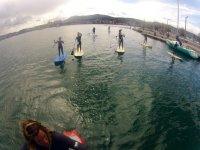 paddle surf balade et pratique dans le 64