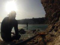 paddle surf en Aquitaine