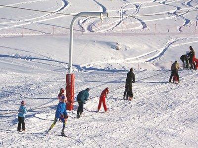 ESF Lamoura Ski