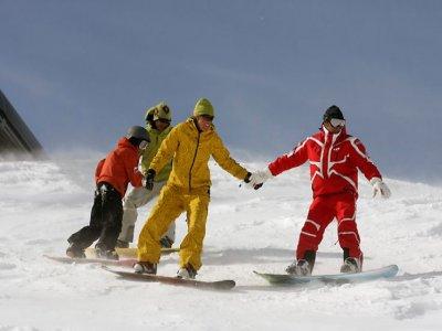 ESF Lamoura Snowboard
