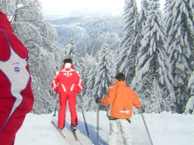 ESF Lamoura Ski de Fond