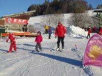 Cours de ski pour les enfants