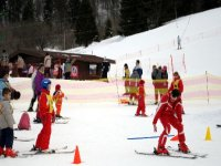 Lecon de ski
