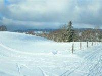 Pistes ski de fond