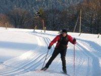 cours et entrainements ski de fond