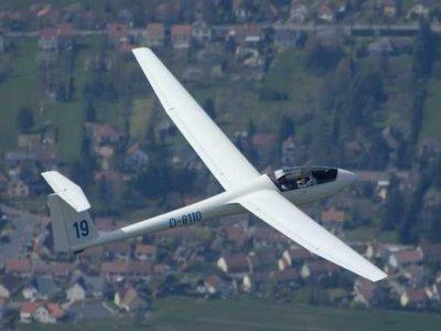 Espoir Aéronautique de Sarreguemines Planeur