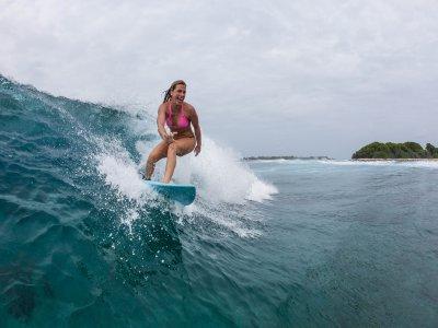 Surfing St Gilles Surf