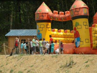 Quad Concept Parcs pour Enfants