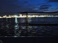 Sorties en mer de nuit