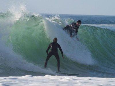Capbreton Surfer