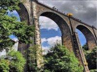 Saut à l'élastique depuis le Viaduc de Coquilleau