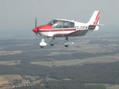Aéro-Club de l'Est Initiation Avion