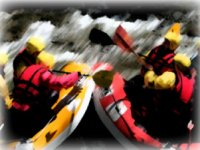 Rafting integral