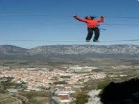 Un sport entre escalade et rando