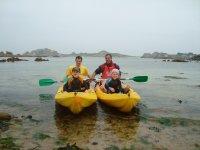 Vive le kayac en famille