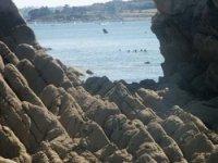 Rando entre les rochers
