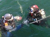 Plongée dans le Finistère