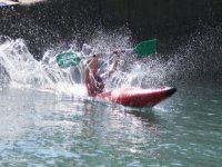 kayak de mer a Crozon
