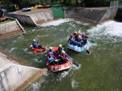 Base de Loisirs Cergy Pontoise Rafting
