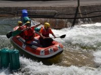Rafting riviere artificielle Cergy.