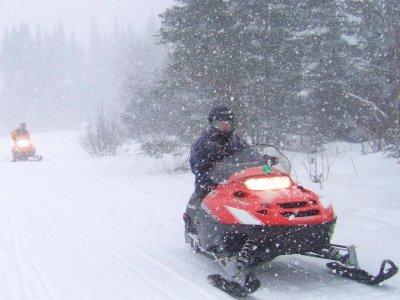 Risoul Snow Scoot Motoneige