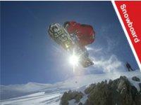 Snowboard a Thollon les Bains