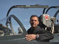 Vol avec un pilote d avion de chasse