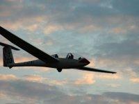 Vol de nuit planeur