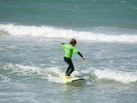 competition et surf a Bidart
