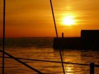 Sortie bateau en Vendee