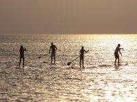 Balade et sessions de paddle surf dans le 40