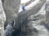 Rappel canyoning en PACA