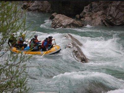 Aqua Viva Est Rafting