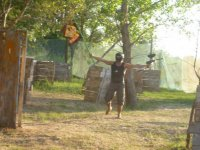 drapeau capture au paintball