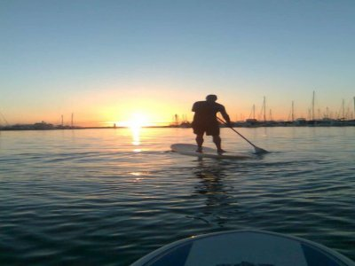 Ecole de Surf et de Plongée Océanite Côte Basque Paddle Surf